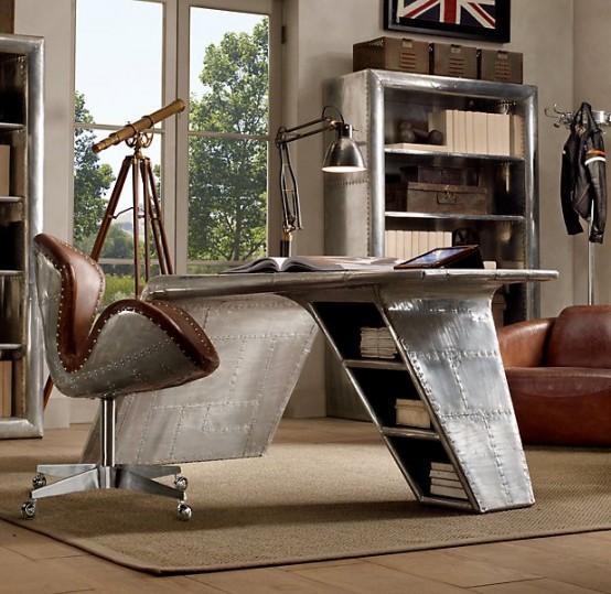 Cool Office Desks Designs Unique Steel