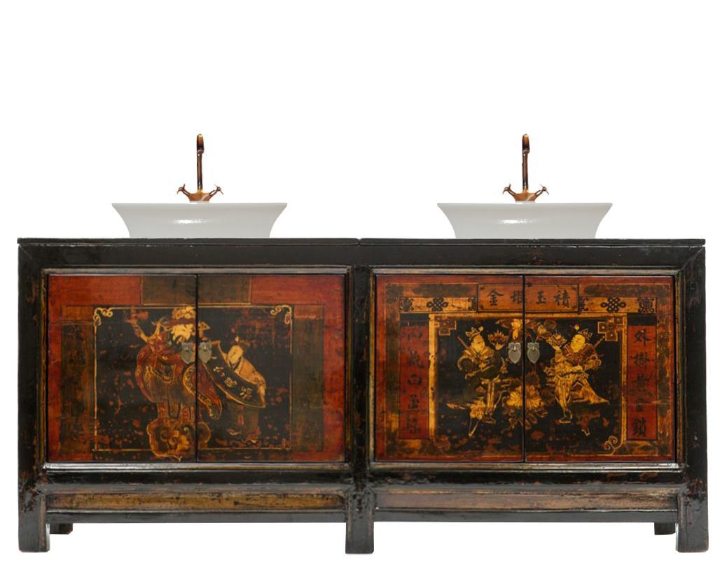 Muebles orientales for Herrajes muebles antiguos