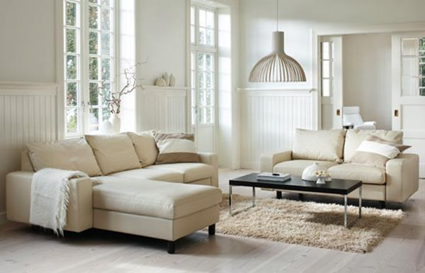 Moderno con chaise longue