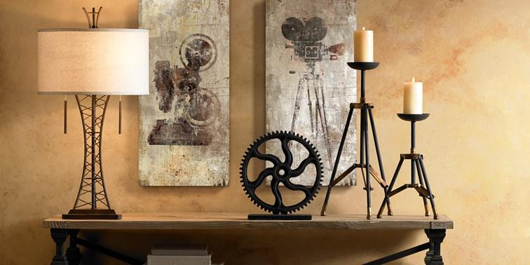 20 originales objetos con engranajes decorativos - Escultura decorativa ...