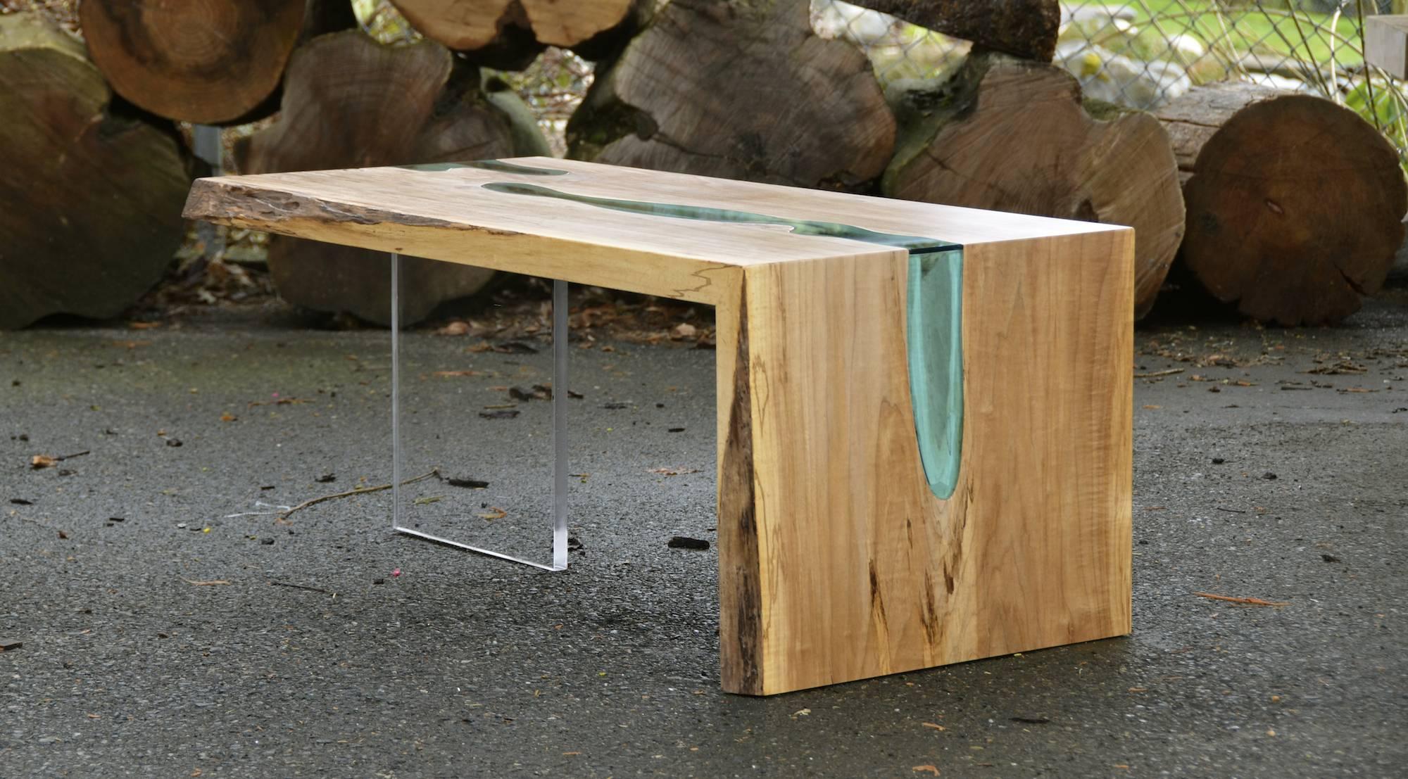 Mesas de comedor con fant sticos dise os for Mesas de madera y cristal
