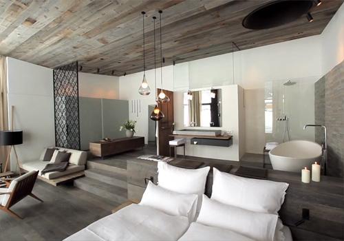 Habitaciones de hotel con decoraciones muy chic - Decoracion habitaciones de hotel ...