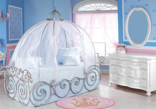 Habitación infantil, para la princesa de casa