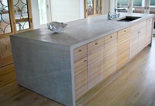 Cemento decorativo - Encimeras de cemento ...