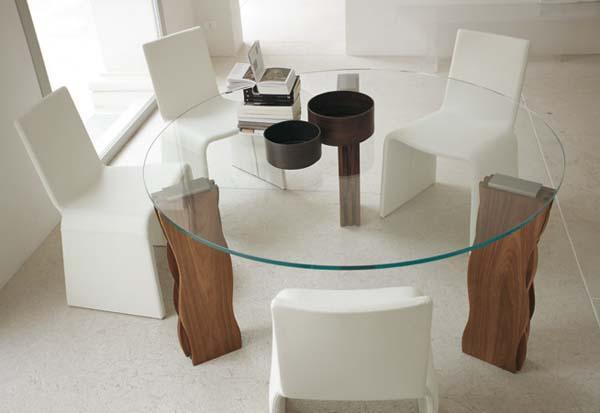 Mesas de comedor con fantásticos diseños | Decorar.net