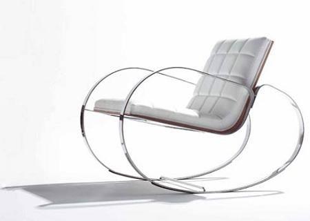14 mecedoras de diseño vanguardista | Decorar.net