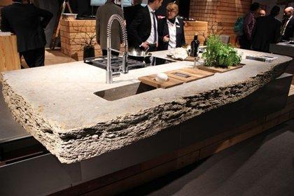Encimeras originales que no te debes perder Encimeras de cocina de piedra baratas