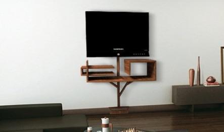 Mueble para tv de original diseño