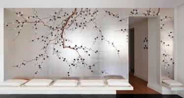 papeles pintados,  cityestudio Interiorismo, decoración de paredes 2