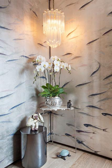 Papel pintado para vestir tus paredes te atreves for Paredes originales