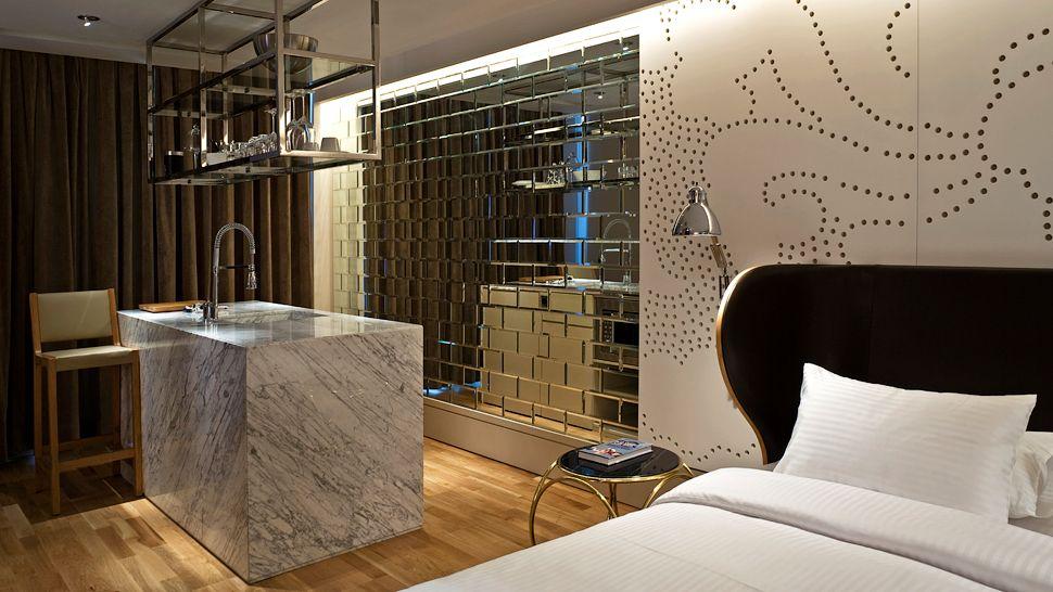 EL Witt Istanbul Suites.