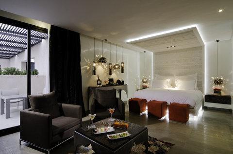 El Boutique Hotel y Spa Cesar de Marrakech.
