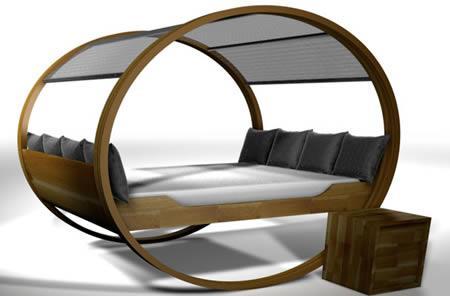 Una nueva versión de las antiguas camas chinas.