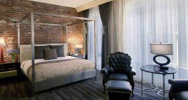 Luxury-Boutique-Hotel-Interior-Design-of-Alexis-Hotel-Seattle-Washington-Suite-Bedroom