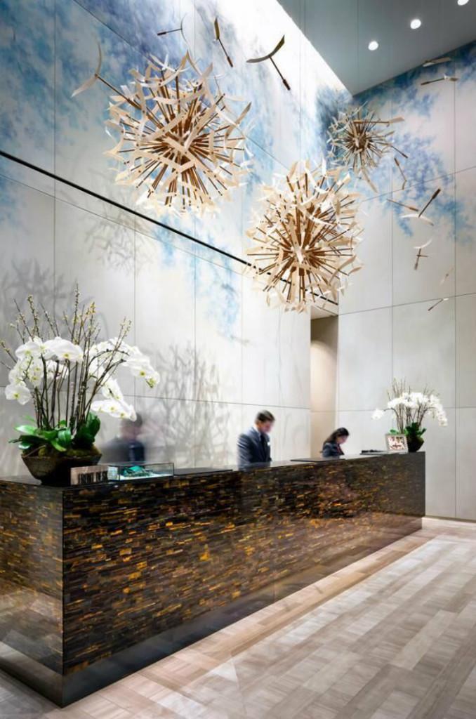Los 21 lobbys m s espectaculares del mundo for 4 design hotel saccharum