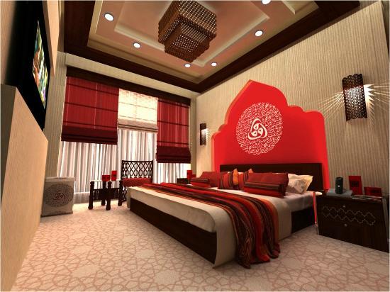El Boutique 7 hotel y Suites de Dubai.