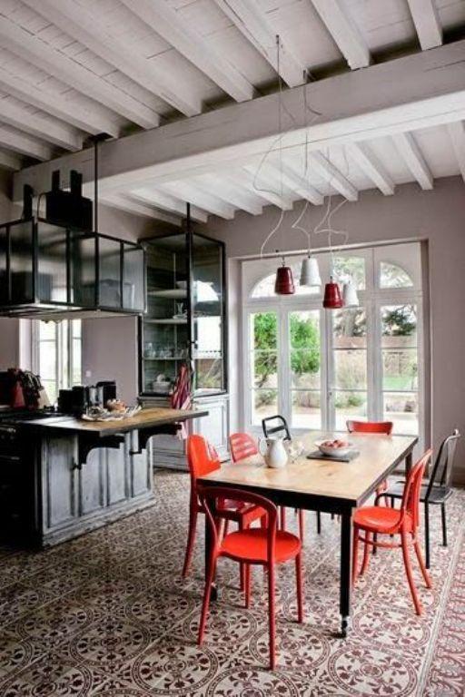 suelos hidr ulicos vintage y muy de moda. Black Bedroom Furniture Sets. Home Design Ideas