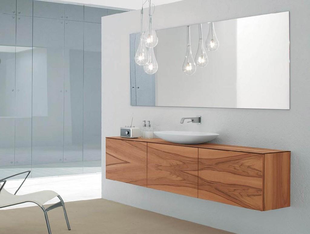 14 muebles de ba o de originales dise os - Lavamanos con mueble ...