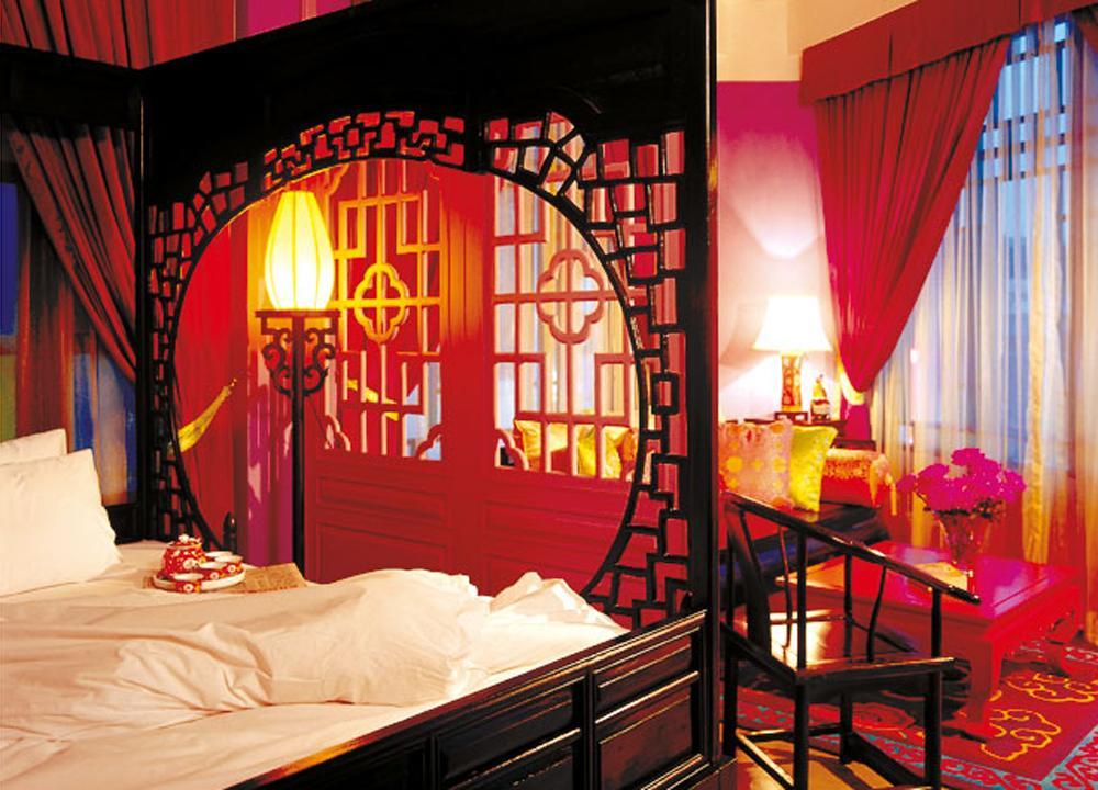 El Shanghai Mansion Boutique Hotel de Bangkok.