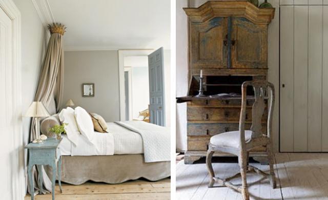 Dos ejemplos claros del estilo vintage.