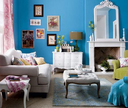 Te ayudamos a elegir los colores de tus paredes - Elegir color paredes ...