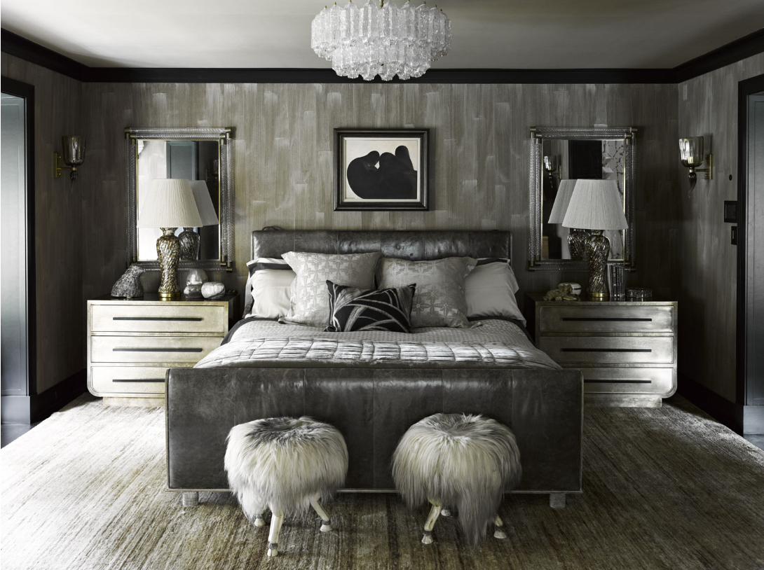 Dormitorios sue os en gris for Decoracion hogar la plata