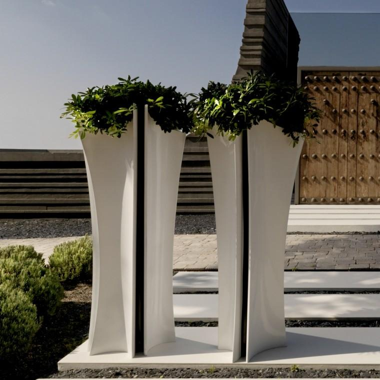 Un diseño futurista el modelo Alma, Diseñado por Joaquín Torres y Rafael Llamazares (A-CERo)