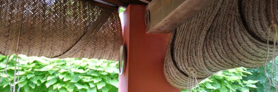 Esterones la artesan a de la sombra - Estores para balcones ...