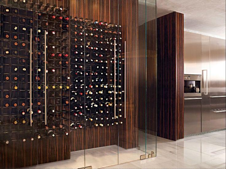 Cava tu bodega particular - Home wine cellar design ideas cool ones ...