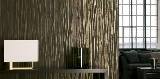 Texturas lineales en sentido vertical.
