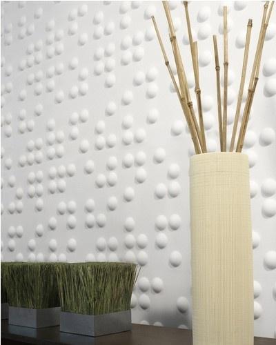 Modelo con puntos de escritura braille.