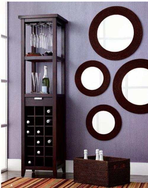 Espejos redondos for Espejos circulares pared