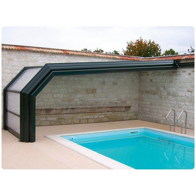 cubiertas para albercas cubiertas de piscinas