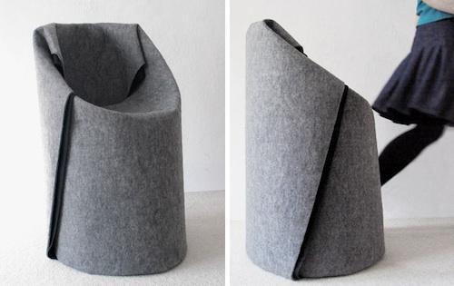 El modelo Edere Chair de la firma Isle-Design.