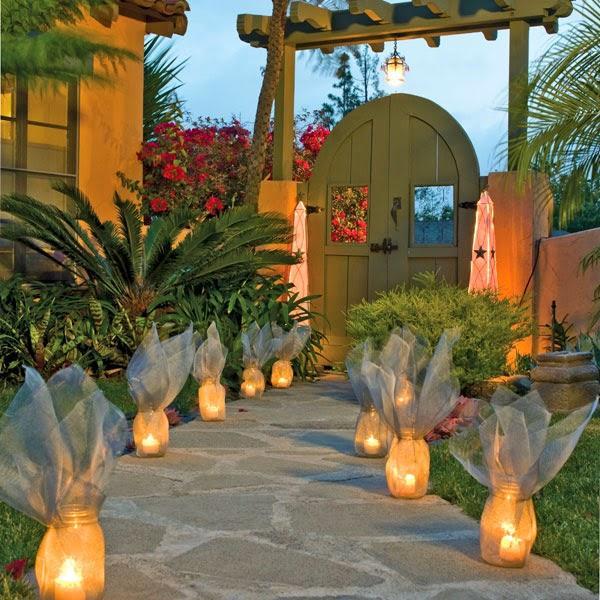 Iluminacion para jardines iluminacion para pasos y - Iluminacion de jardines modernos ...