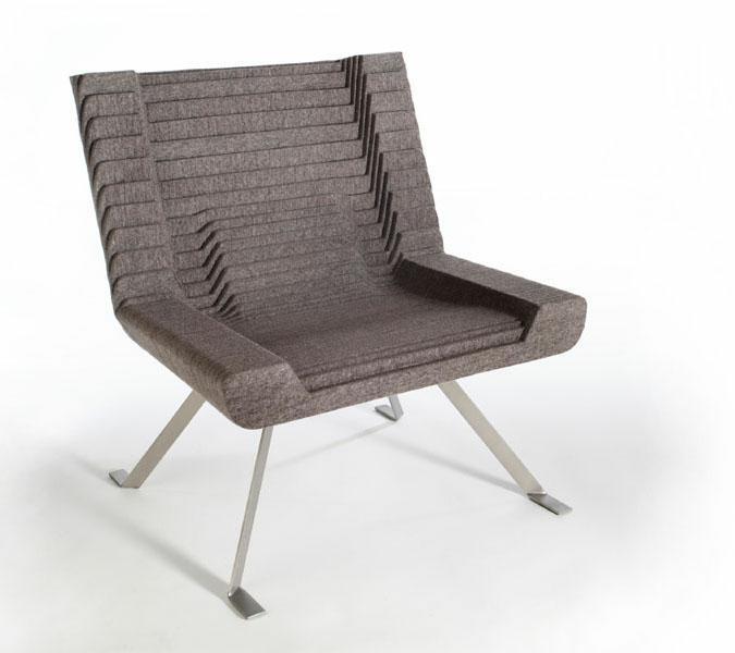 El modelo Relief Chair creado por Mickus Projects.