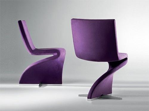 El modelo Twist creado por la firma Sandler Seating.