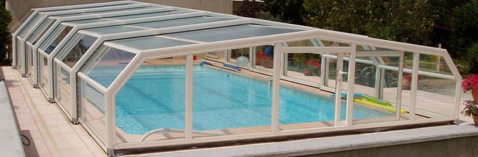 Cubiertas de piscinas for Piscina quart de poblet cubierta