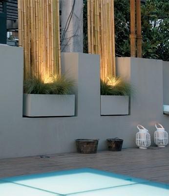 El bamb y sus mil usos decorativos for Bambu decoracion interior