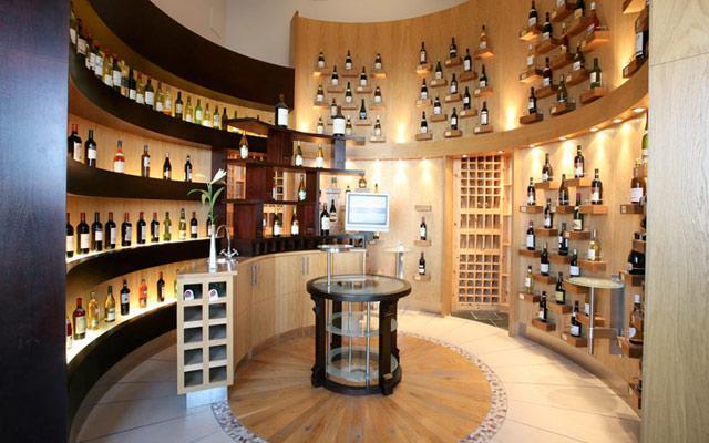 Bodegas el placer del vino en casa - Decoracion de bodegas particulares ...