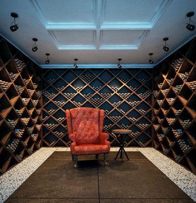Bodegas el placer del vino en casa for Decoracion bodegas particulares