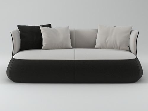 El modelo Fat Sofá diseñado por Patricia Urquiola.