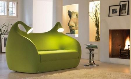 Se llama Morfeo, y es un diseño de Giovannoni y Rodrigo Torres para Domodinamica