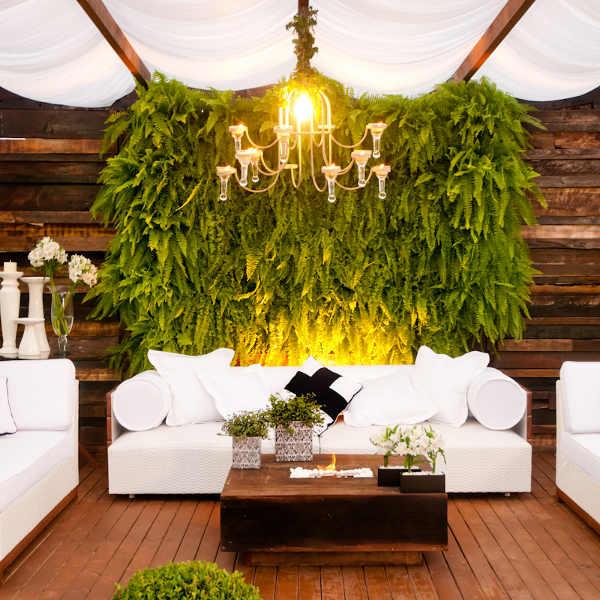 Jardines Verticales En El Interior
