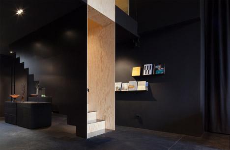 Diseñada por Hidden Fortress este concepto para Bazar Noir.