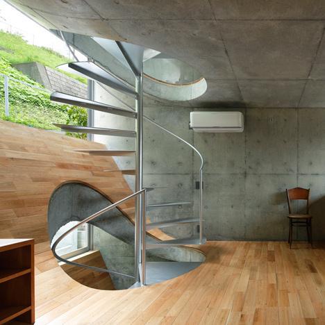 Takeshi Hosaka firma este fantástico diseño.
