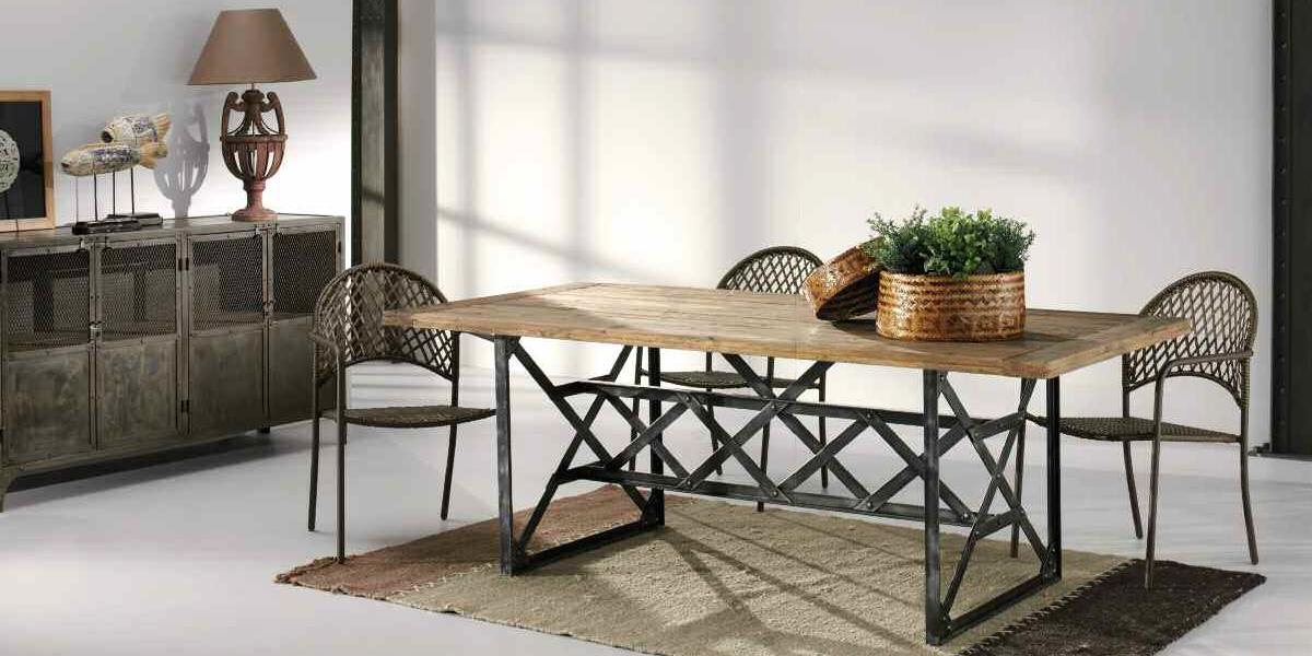Decorando con madera lavada - Patas conicas para mesas ...