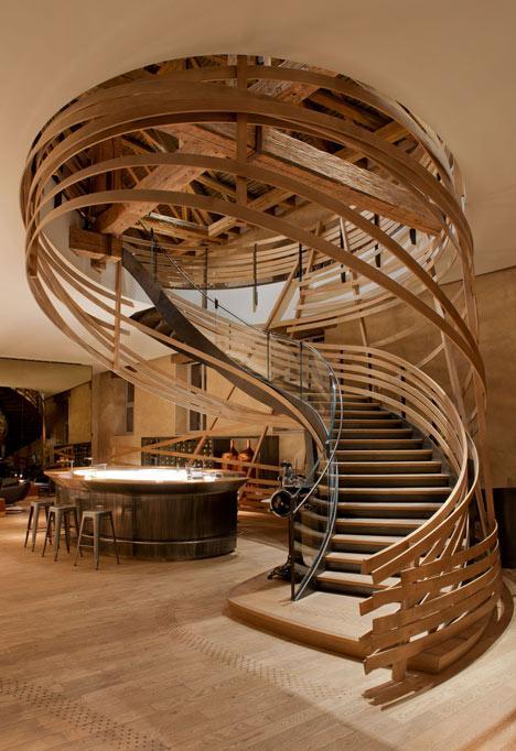 Un espectacular diseño del estudio de Jouin Manku.