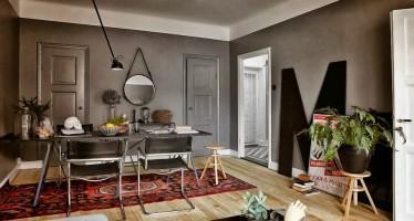 decoracion estilo industrial + decoración masculina + city estudio Interiorismo + vintage 2