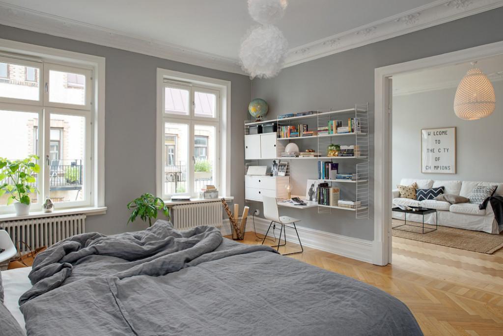 Tonos suaves para decorar for Tonos grises para dormitorio